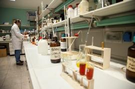 Gallery: Laboratorio chimico